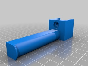 Spool Holder for V-Slot Extrusions