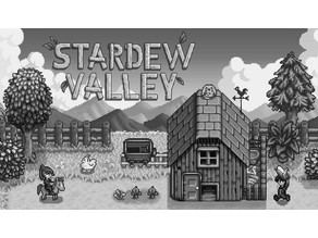 Stardew Valley Lithophane