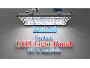 Proteus LED Light Panel - DIY and Expandable