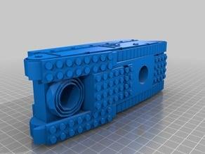 lego tank grosstraktor hull