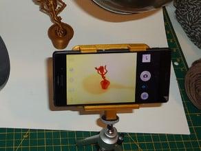 Xperia Z3 tripod mount