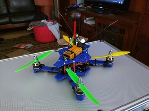 220mm Quadcopter Frame