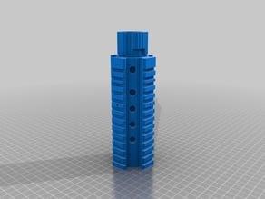 (3D Slash) nerf_m4_barrel
