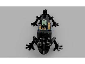 Robot educativo Zoomórfico reptil