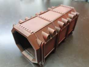 Modular Container for Tabletop