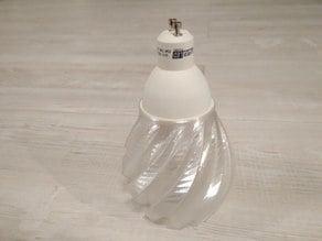 IKEA TROSS lampshades GU10 LED