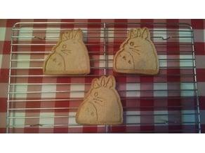 Ghibli Totoro Cookie Cutter