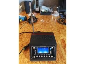 Gehäuse für Bluetooth/USB/Card/FM Player