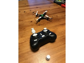 Minidrone Remote Sticks