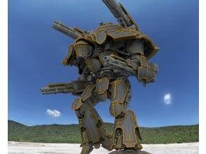 40k Mars Warlord Titan