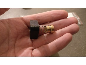 DiscoEasy M8 Brass Adapter