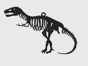 Dinosaur Big Pendant
