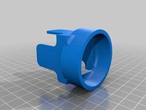 Polaroid Cube to 42mm Telescope Adapter