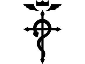 logo fullmetal alchimist