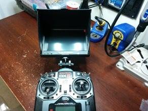 Dx6i VRX Holder (Eachine LCD5802S)