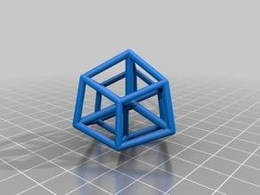 My Customized Hypercube 4
