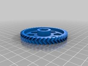 K8200 - stiffening and herringbone extruder gears