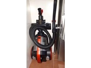 Vacuum cleaner support Polti