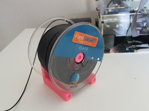 FlexiSMART 250g Filament Holder // printable on TinyBoy // Mini Fabrikator