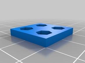 Parameterized Polygon / Circle Cell Block Generator