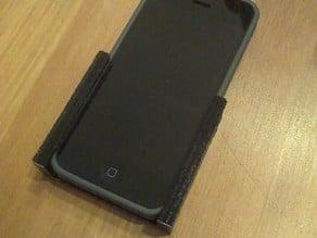 iPhone 5 Car Cradle SwitchEasy Tones Case
