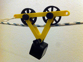 GoPro Cable Dolly