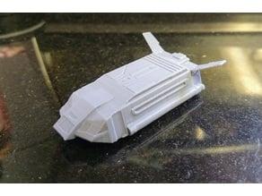 Star Commuter 2000, X-Wing Miniatures Shuttle
