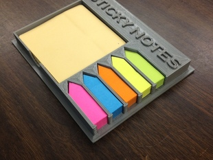 Ultimate Sticky Note Holder