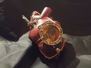 Corvo Attano Heart from Dishonored