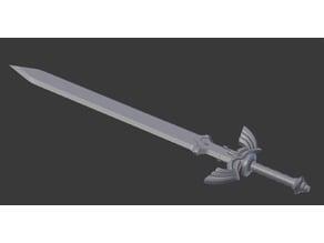 Legend of Zelda Master Sword #1