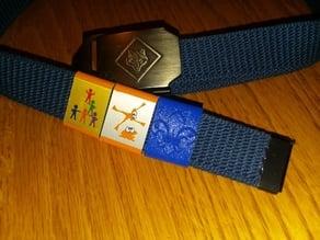 Cub Scout Belt Loop Stopper