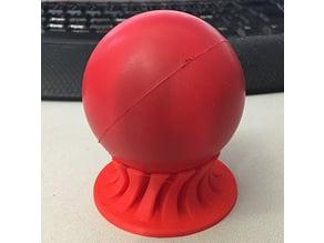 Stressball Stand