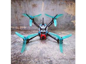 "T4bee Microcopters Parakeet Multicopters for 2"" - 4"" propellers and 110X - 160X motors"
