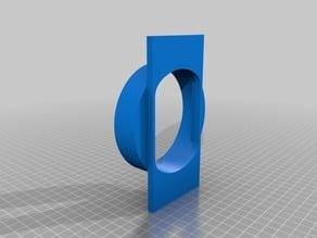 "XYZ Printer Ventilation 4"" Ducting"