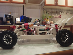 1/16 RC 2WD Buggy