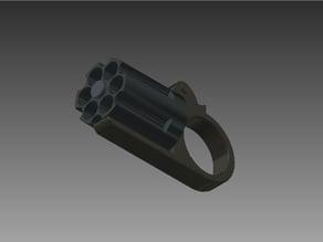 Pistol Ring Replica