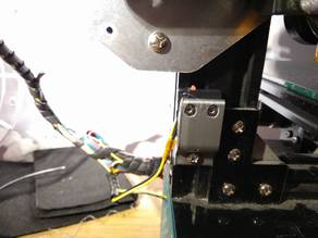 Endstop Holder for Tronxy x1 (or other 20x20 alu profile)