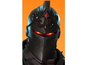 Fornite Black Knight Helmet Mask