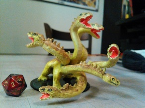 Hydra for tabletop gaming