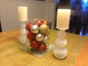 Christmas Candel Holder