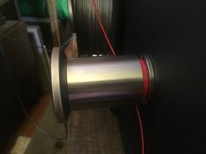 Qidi Tech spool holder spacer