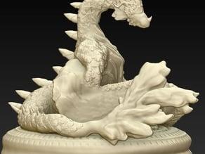 Elemantal Dragon