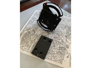 AxiDraw v2 slide adapter