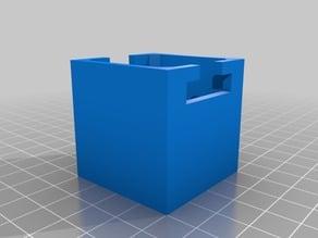 Hanging Storage Bin 4cm Cube