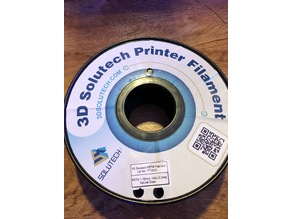 "3d Solutech Spool Hub For 1/2"" PVC"