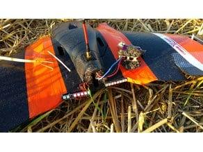 AR Wing Parts (Nose, Motormount, Electronics)