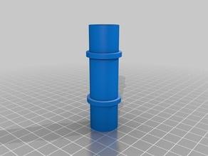 Model Rocket Motor Adapter