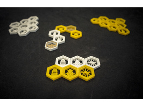 Hive! Boardgame - Expansion Bugs