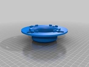 Citroen wheel cap/cover