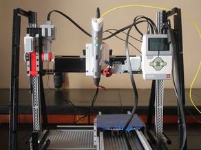 LEGO Mindstorms 3D Printer